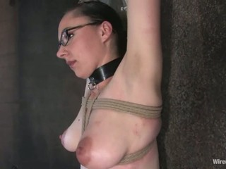 Fisting and Toying in Lesbian Bondage and Domination Video